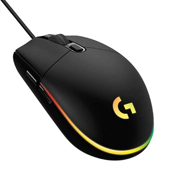 Logitech G102 Light Sync Gaming Mouse